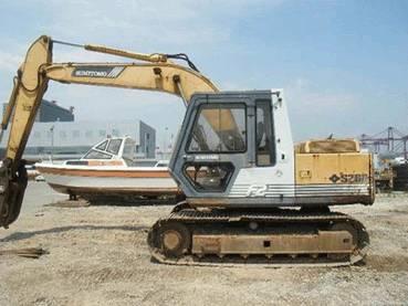 Used,S260,S260F2,LS650FJ,Sumitomo,Excavator