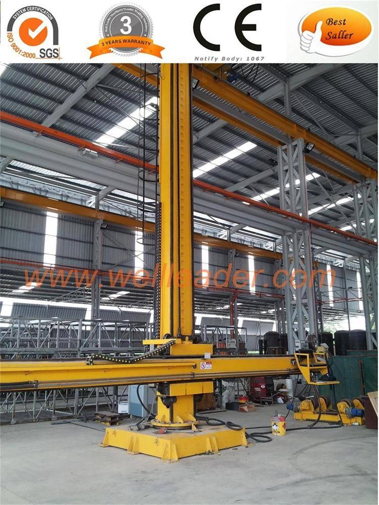 Welding manipulators, column and boom, sub arc manipulator, submerged arc manipulator, column boom m
