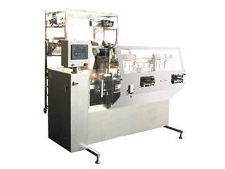 Automatic coreless bandage rolling machine / automatic bandage measuring and rolling machine