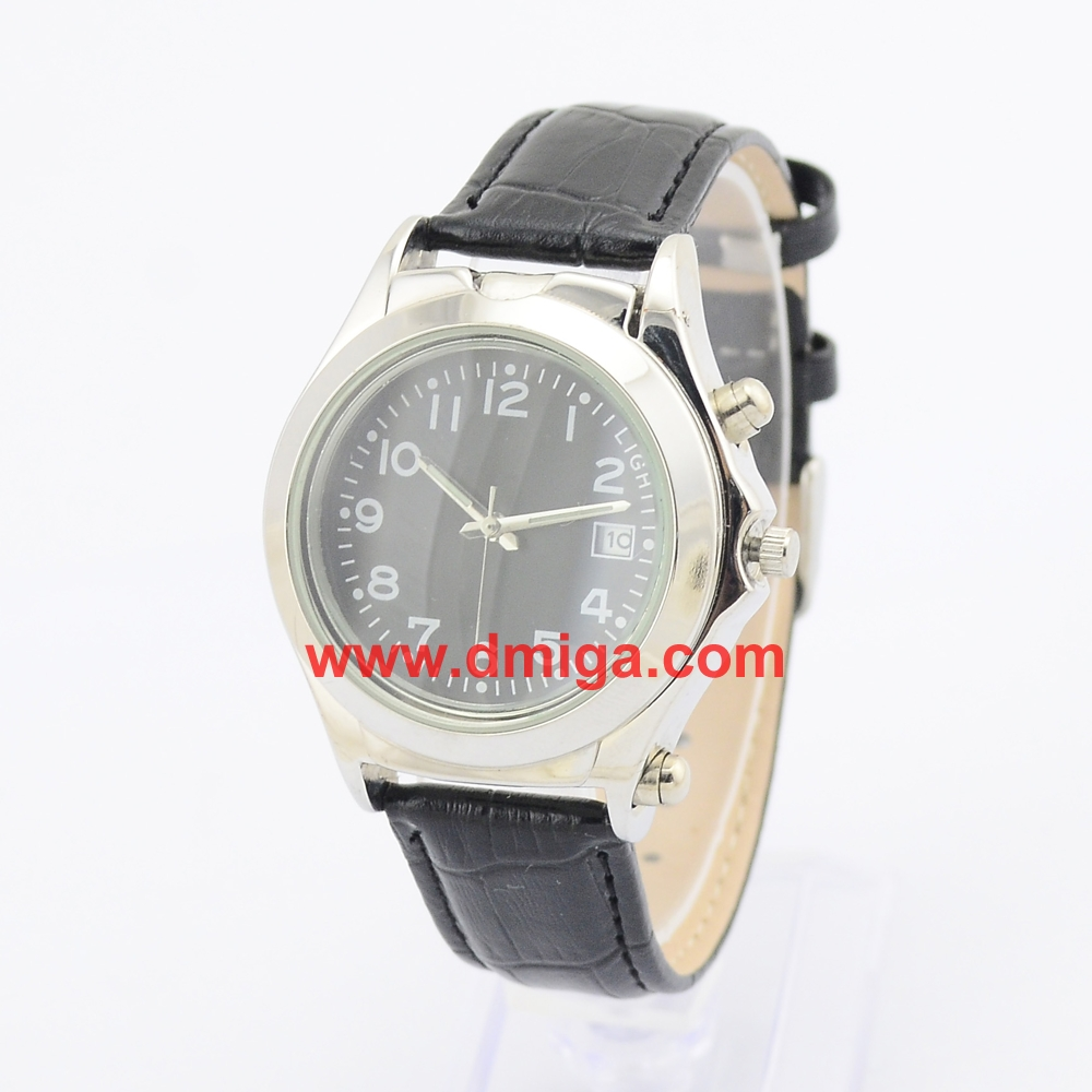 Lighting Watch with Magnifying Glass New Model Watch