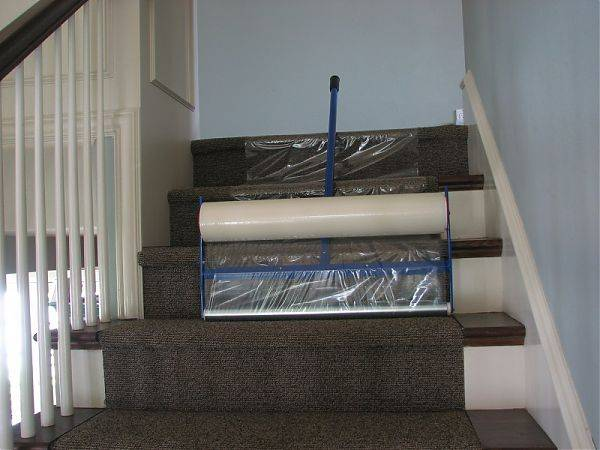 clear carpet protection film