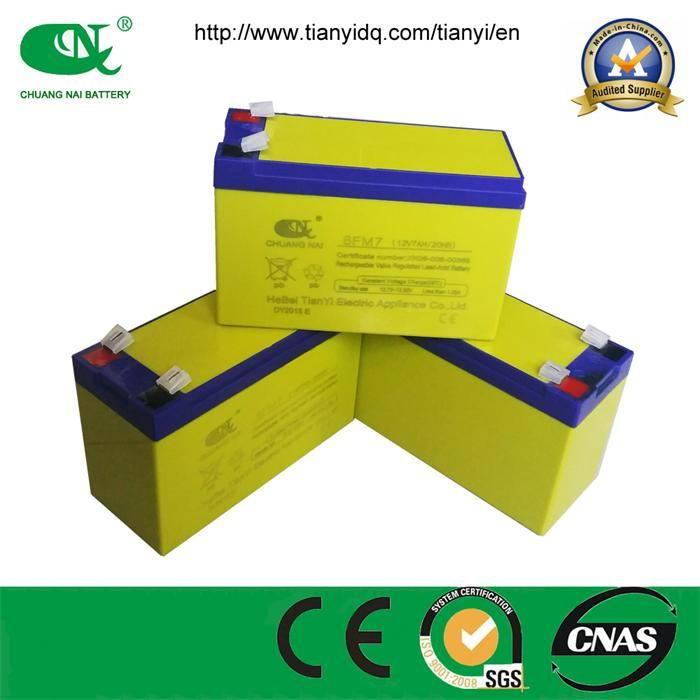 12V7 SEALED LEAD ACID /UPS /VRLA /LEAD ACID BATTERY