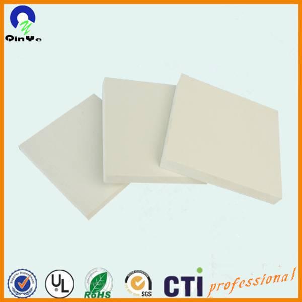 PVC foam board for advertising displays
