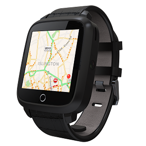 1.54 3G smart watch with Android 5.0 Operate System and 420mAh big battery chipset factory directly