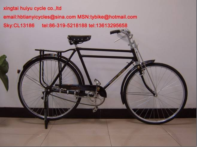 "26""old stylebicycle"