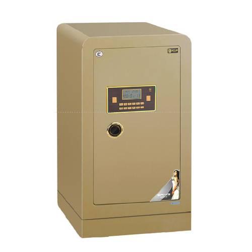 semi-automatic portable metal cash box safes and vaults