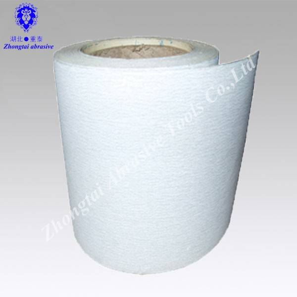 Coated sand paper roll,C-weight kraft paper
