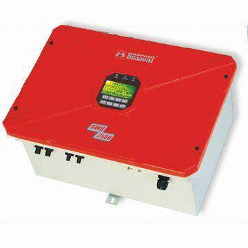 Solar/Wind Energy Grid-tied Inverter/Charger with 2.5kW Rated Power and >0.99 Power Factor