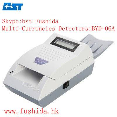 Counterfeit bill detectors,fake note detector,money detectors,banknote detectors,skype:Bst-fushida