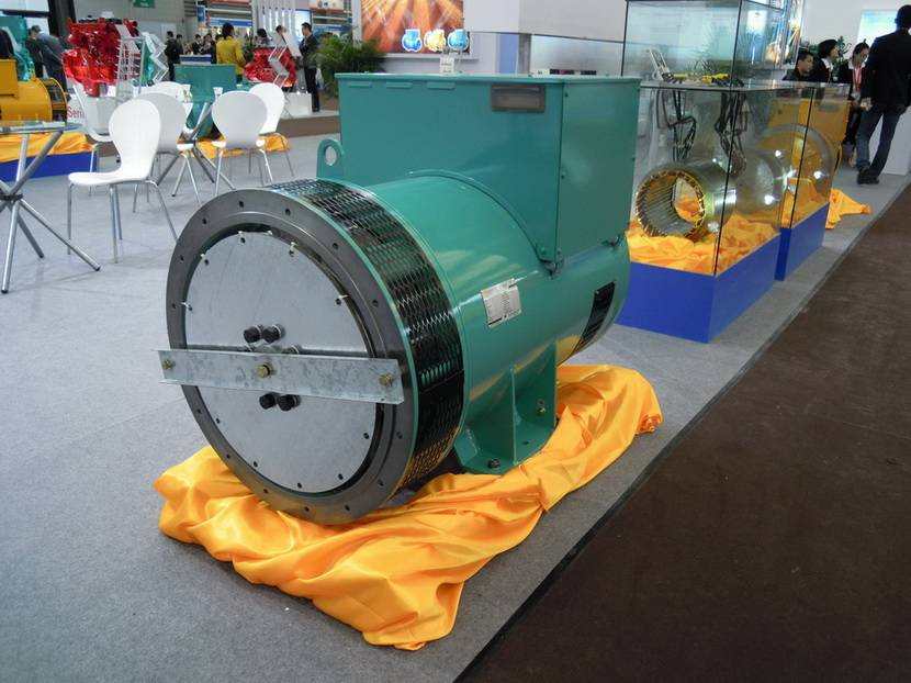 a.c synchronous generator/alternator 120KW