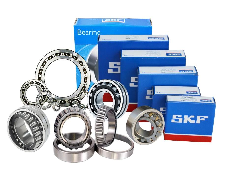 SKF 6317-RS1 Deep groove ball bearings