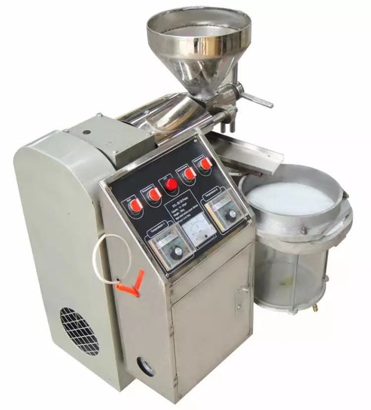 WL-30 Household oil press home use oil expeller peanut sesame seed house useoil press, agricultural