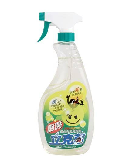 Chemical-free nature kitchen detergent [CF240]