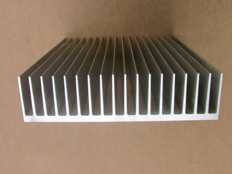 aluminum extrusion heat sinks for computer cooling