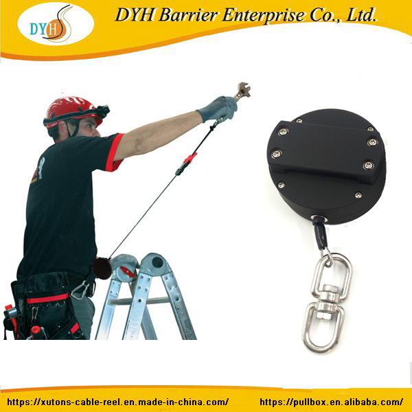Retractable Tool Lanyard Tool Tethers Safety Protection