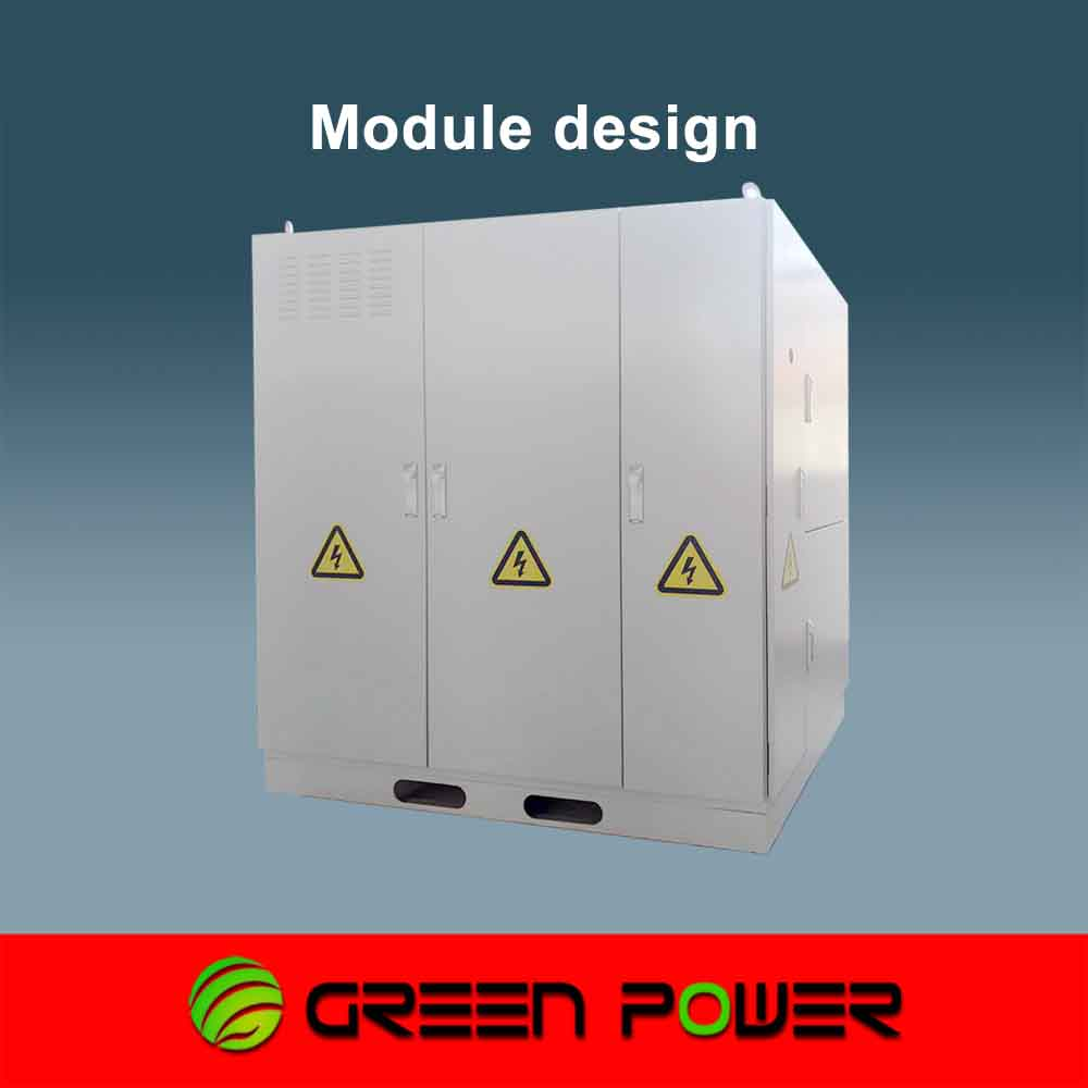 Copper electrowinning power supply rectifier to 50kA 1000V electrorefining copper, lead, gold, silve