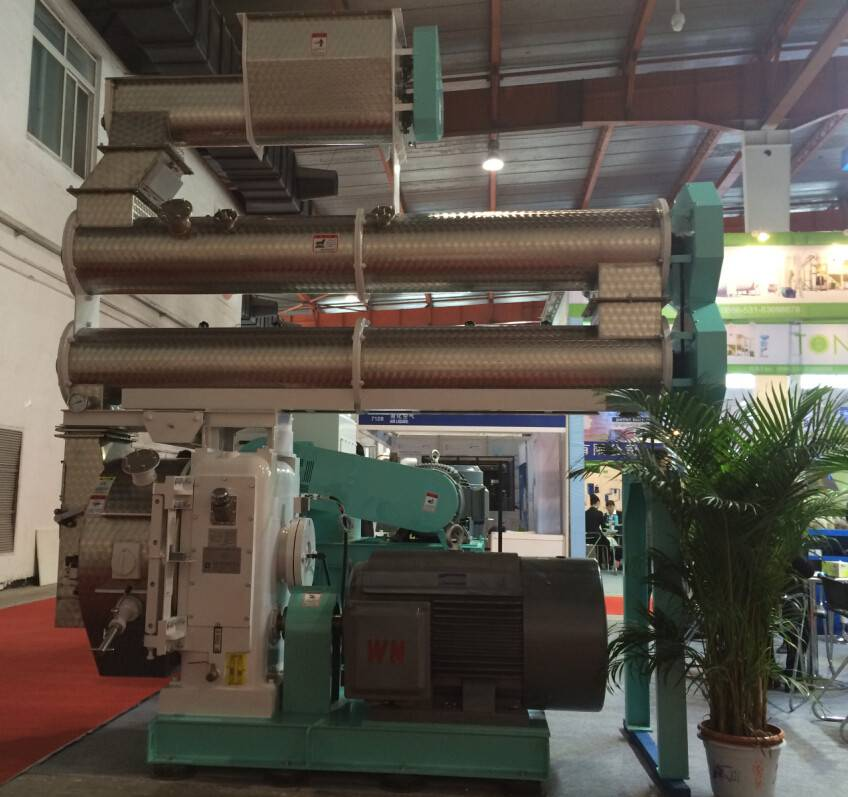 poultry feed and livestock feed pellet machine feed mill