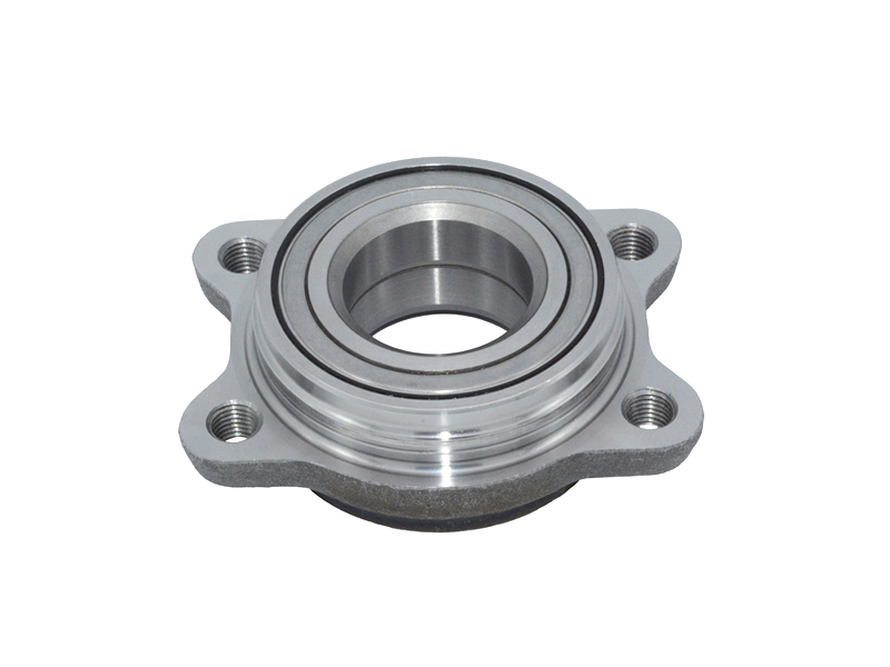 Car wheel hub parts bearing assembly 8E0598625