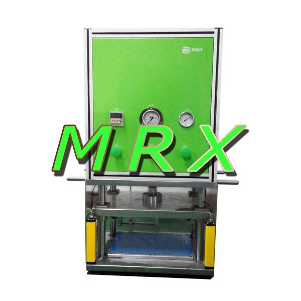 MRX-MQ300 semi-automatic electrode die cutter for pouch cell lab research