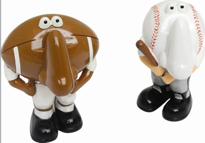 figurine baseball guy