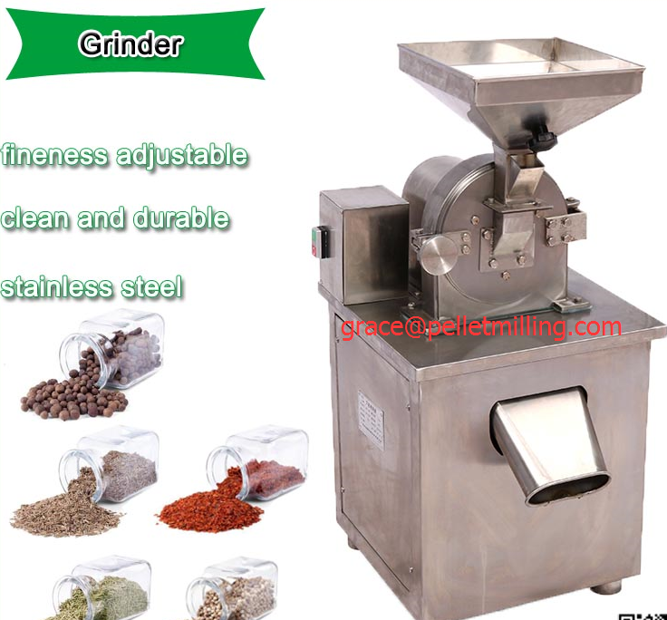 304 Stainless steel chili grinding machine chili grinder machine price