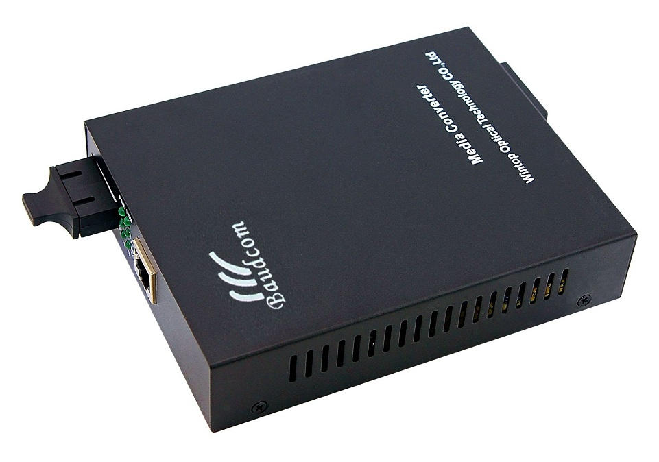 10/100/1000M Ethernet optical Fiber Media Converter