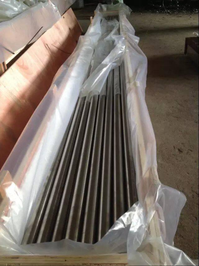 TC6 / BT3-1 titanium alloy  bar