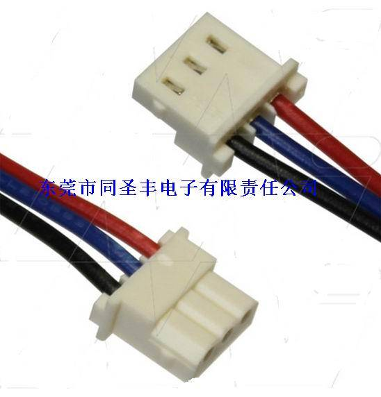 Molex5264 connector with wries