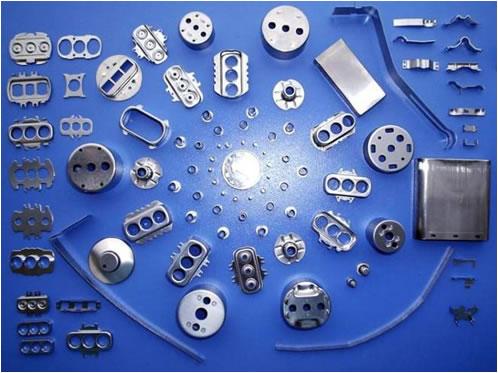 Electron gun metal stamping parts China