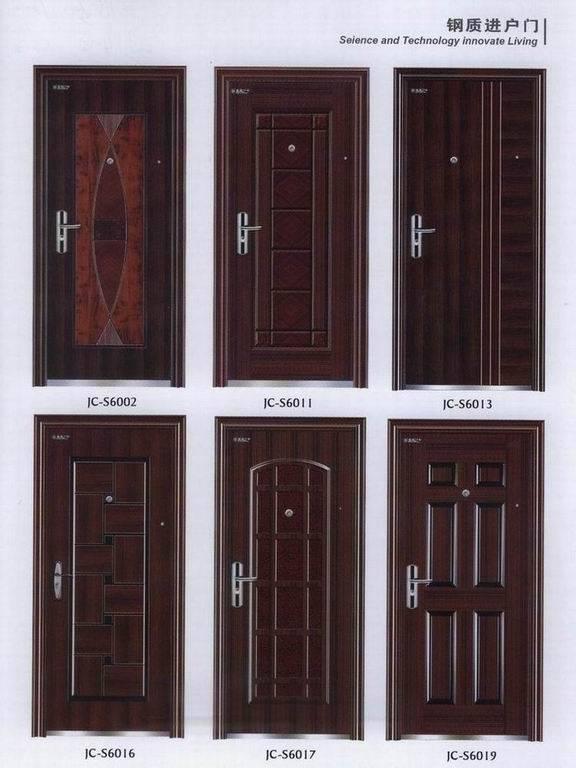 Serurity Door