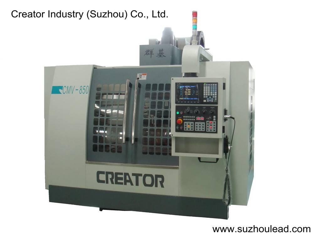CNC vertical automatic VMC machine center type CMV850