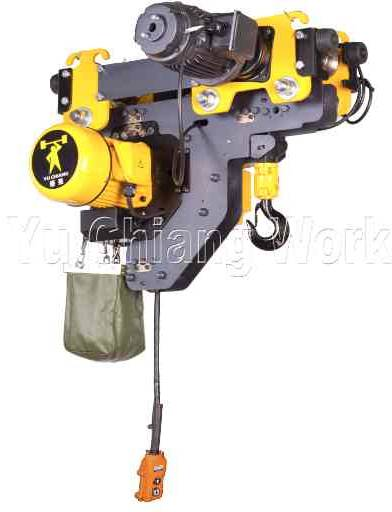 Electric Chain Hoist - Low Headroom
