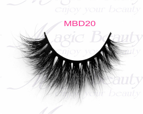 3D Mink Lashes MBD20 Magic Beauty Lashes for Makeup Artisit