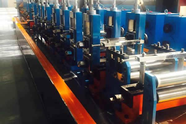 Tube Making Production Line