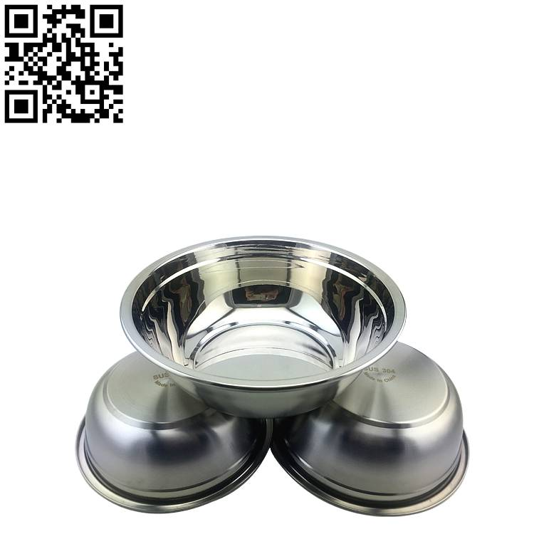 Stainless steel Soup basin ZD-TP06