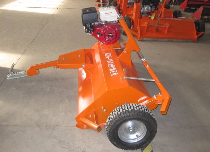 MFD-120 tractor-pulled mower