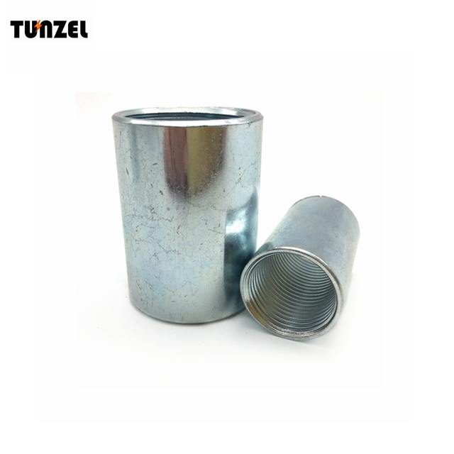 New China products galvanized steel thread RIGID coupling for pipe fitting