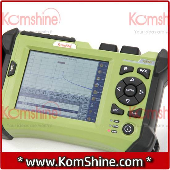 KomShine QX40 Equal to JDSU MTS-2000 Fiber Optic OTDR