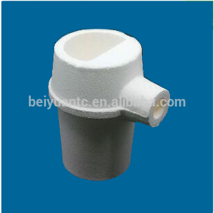Dental Lab ceramic crucible for melting dental alloys