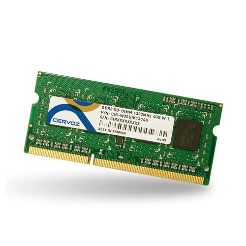 DDR3 SO-DIMM 1600MHz 8GB W.T.