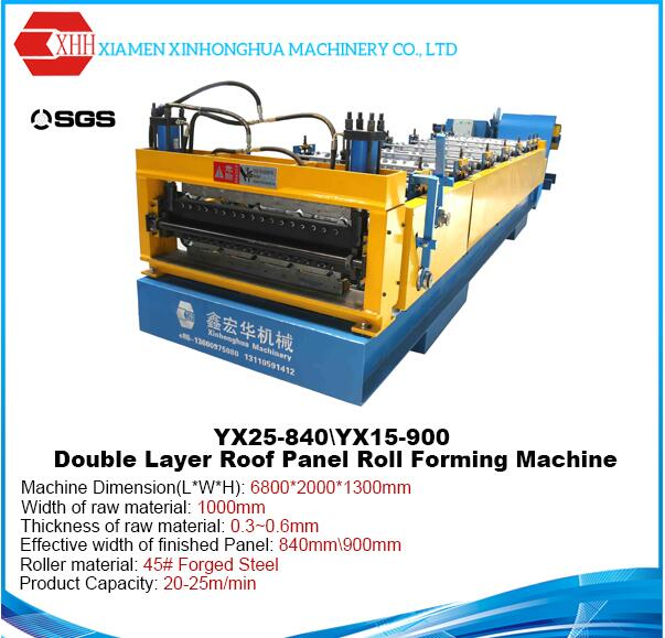 Used metal roof panel roll forming machine price for sale