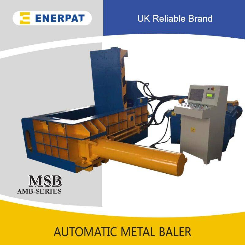 Hydraulic Metal Shavings Compactor Machines