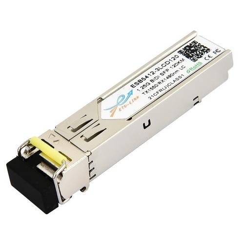 1.25G SM 120KM BiDi SFP Transceiver