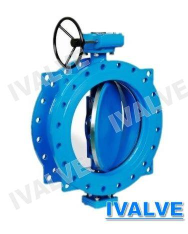 double eccentric butterfly valve DIN/BS/AWWA