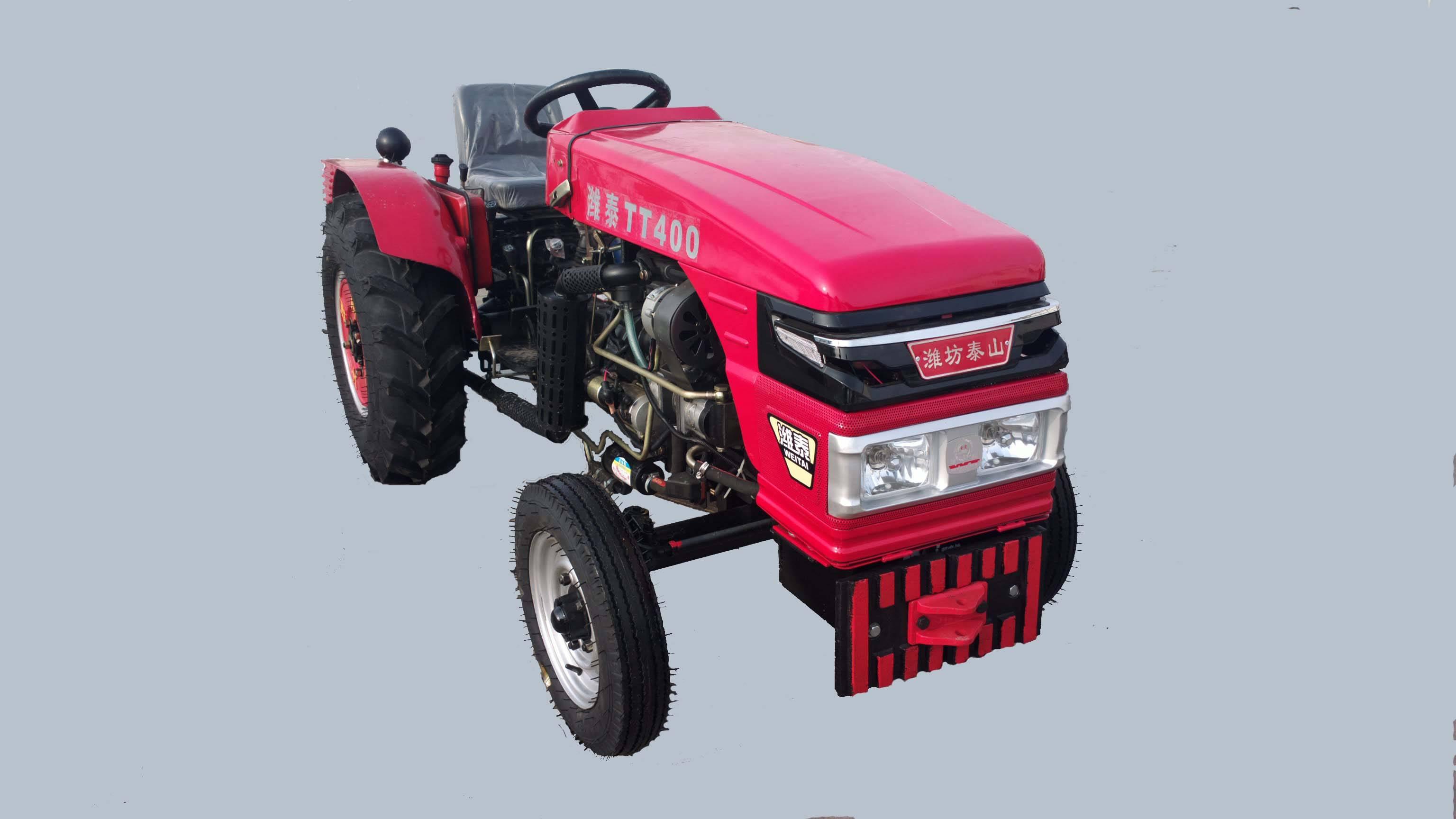 TT400 Garden Tractor