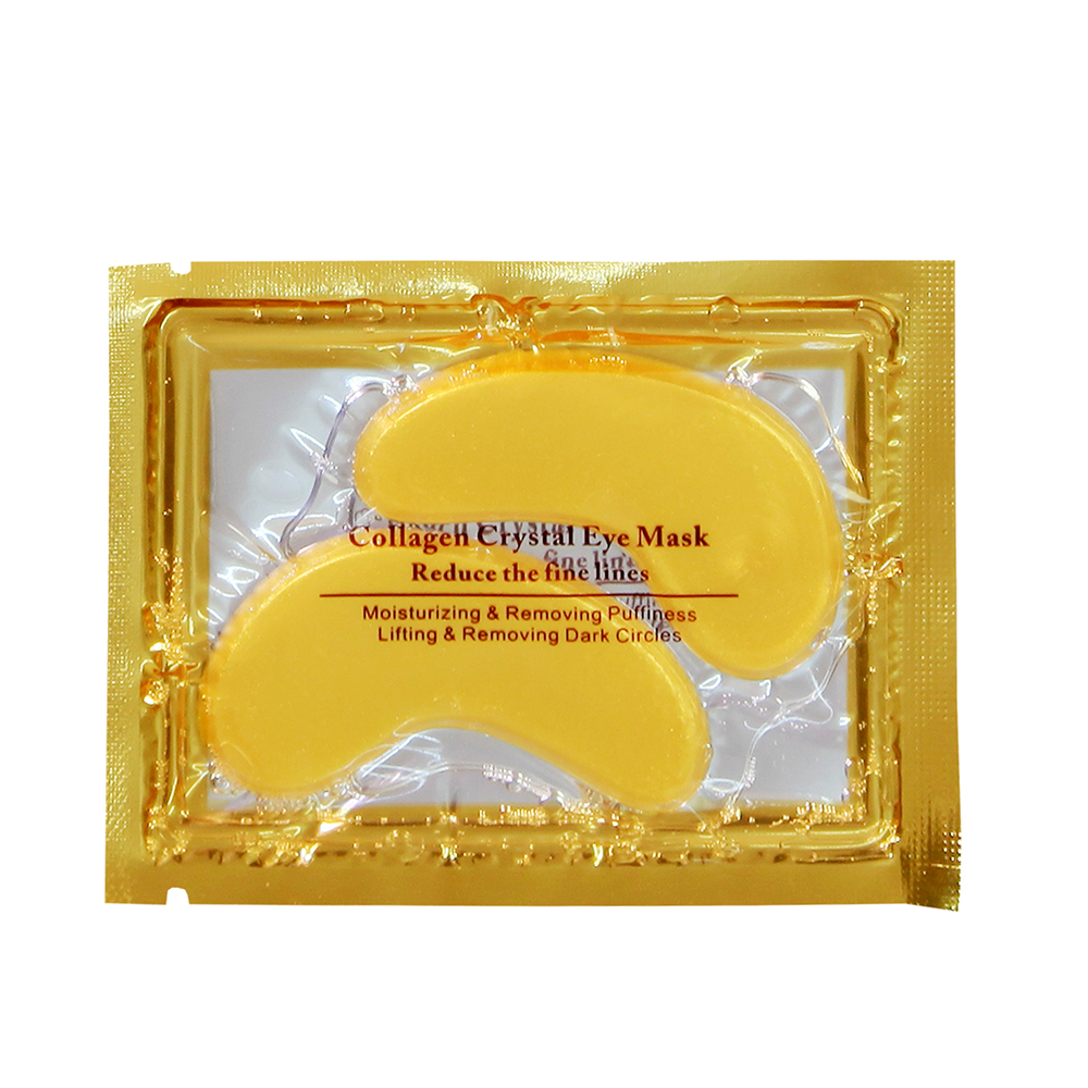 Gold collagen eye mask cosmetics eye patch eye mask moisture
