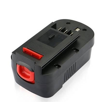 2.0Ah Replacement Battery for Black and Decker Power Tool HPB18 244760-00 A1718 A18 HPB18 NST2118 HP