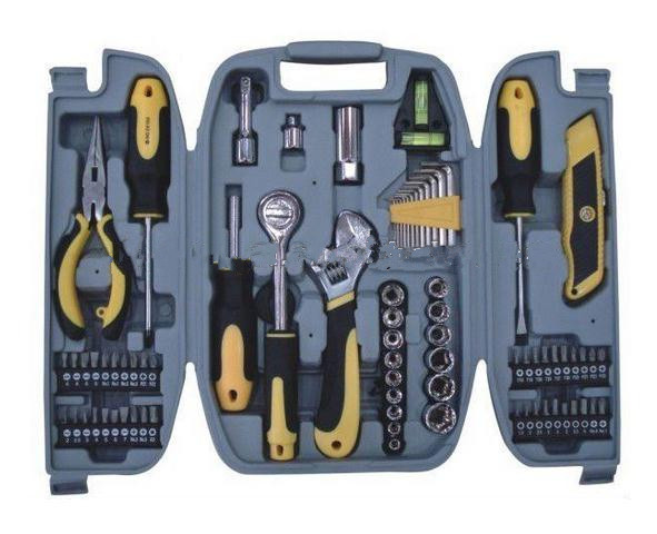 76pc tool kit, hand tool set,KL-12017