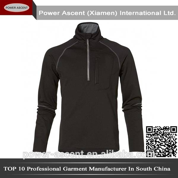 2015 mens simple design high collar softshell jacket