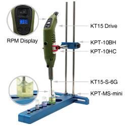 Lab Homogenize KT15-D